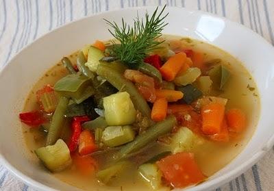 garden vegetable soup thegrubdaily