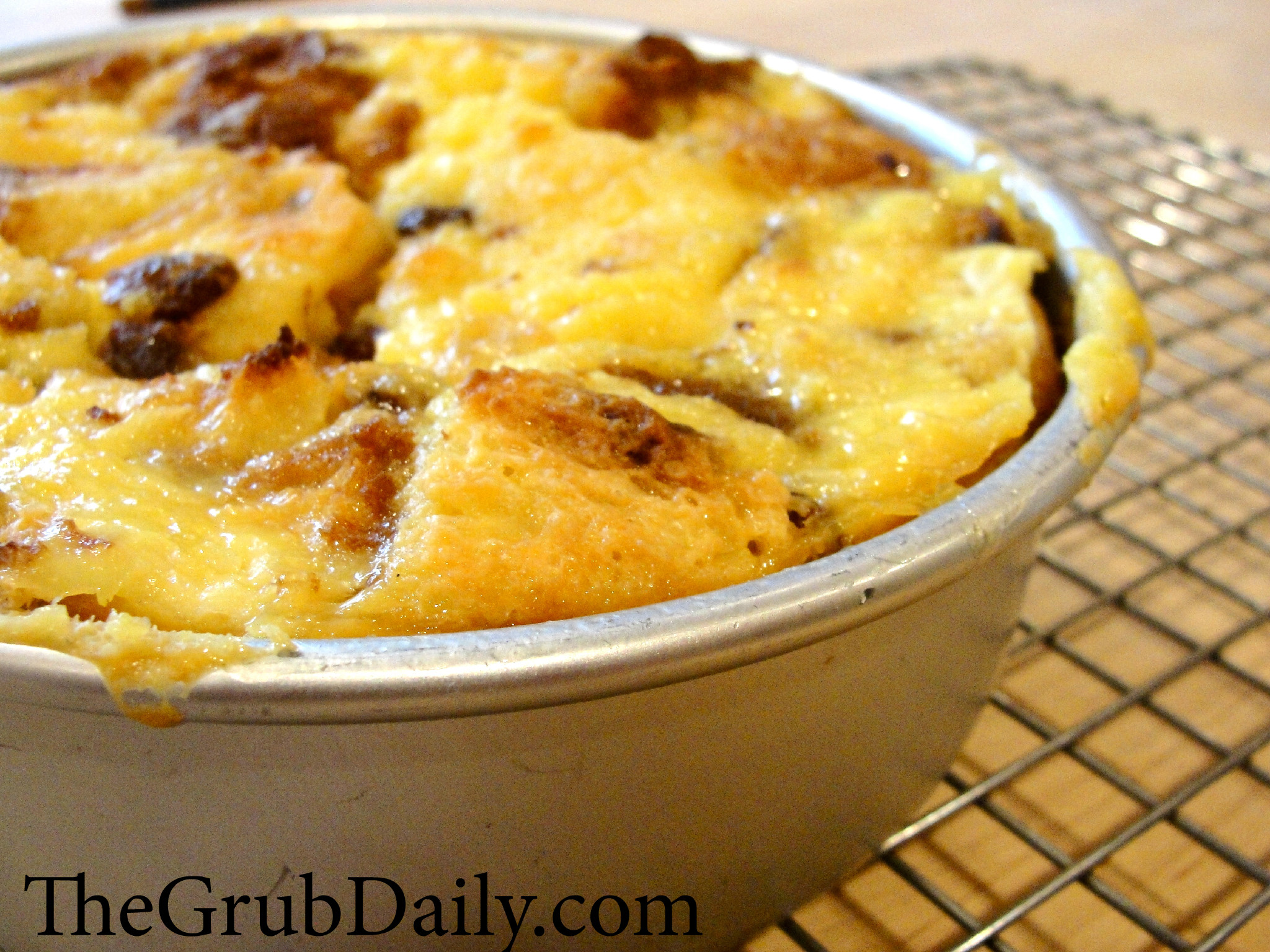 Panettone Bread Pudding Panettone Bread Would