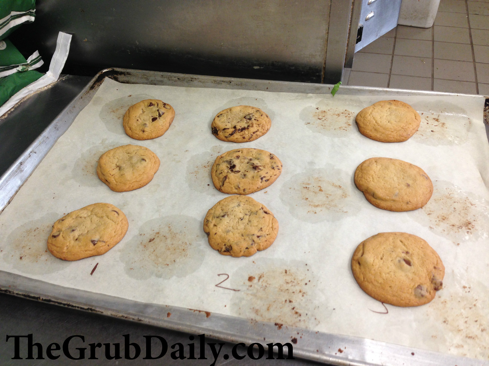 Cookies Baked Jacques Torres