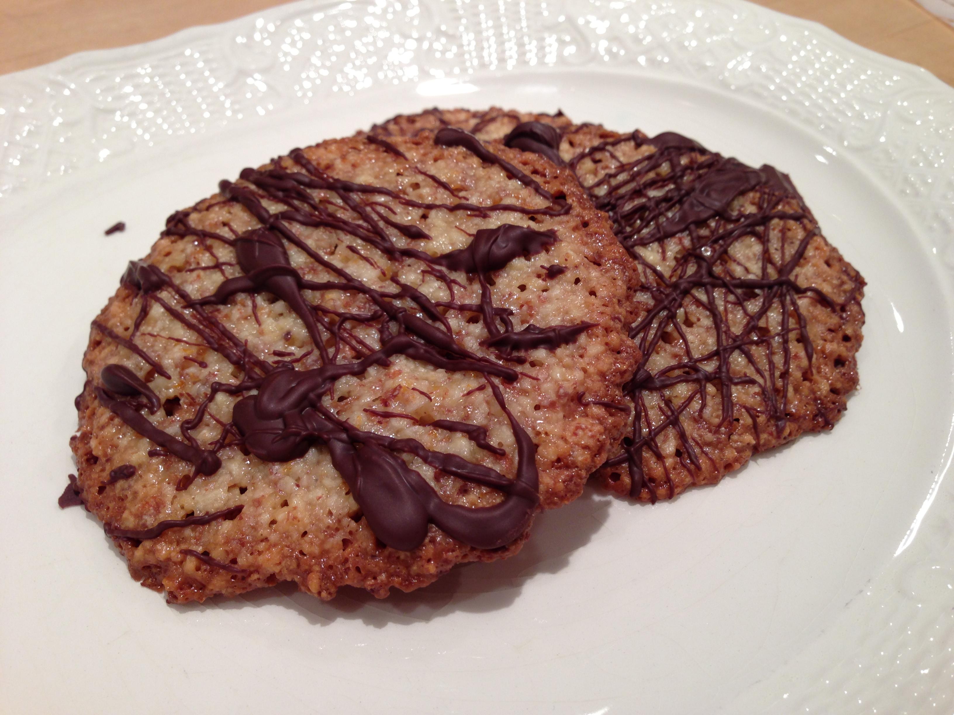 Best florentine cookies recipe