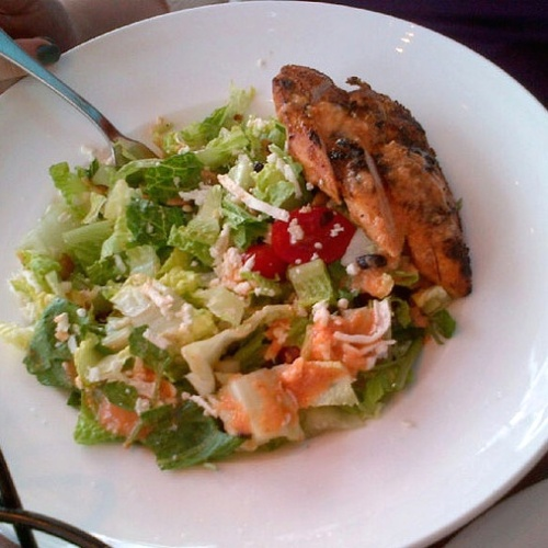 Chicken Chopped Salad1