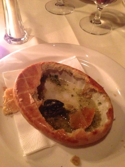 Escargot en Croute 2