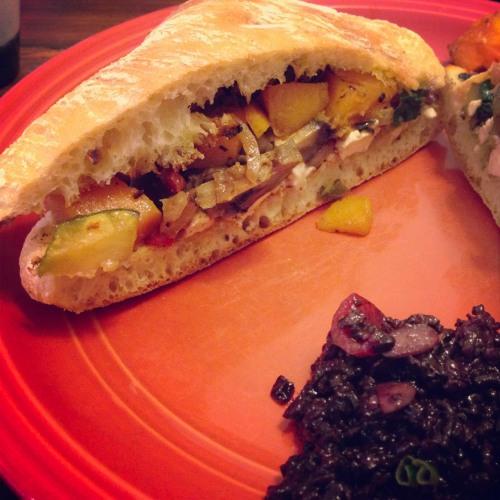Veggie Sandwich 2
